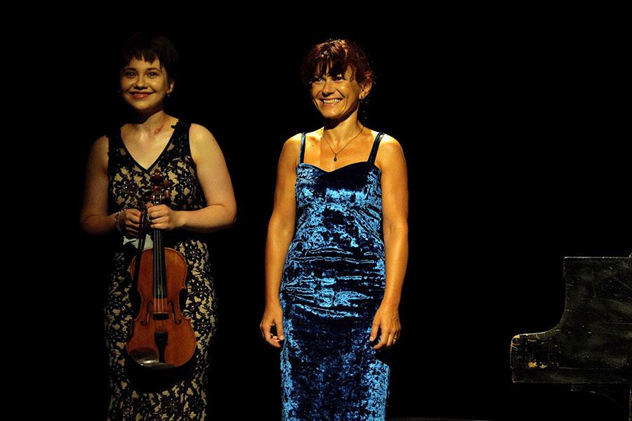COOLsound 2018 - Tulcea • Mălina Ciobanu - vioară