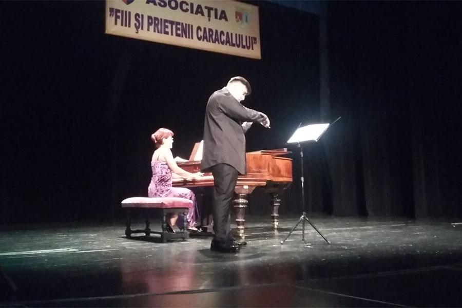 COOLsound 2018 - Caracal • Mircea Dumitrescu - vioară