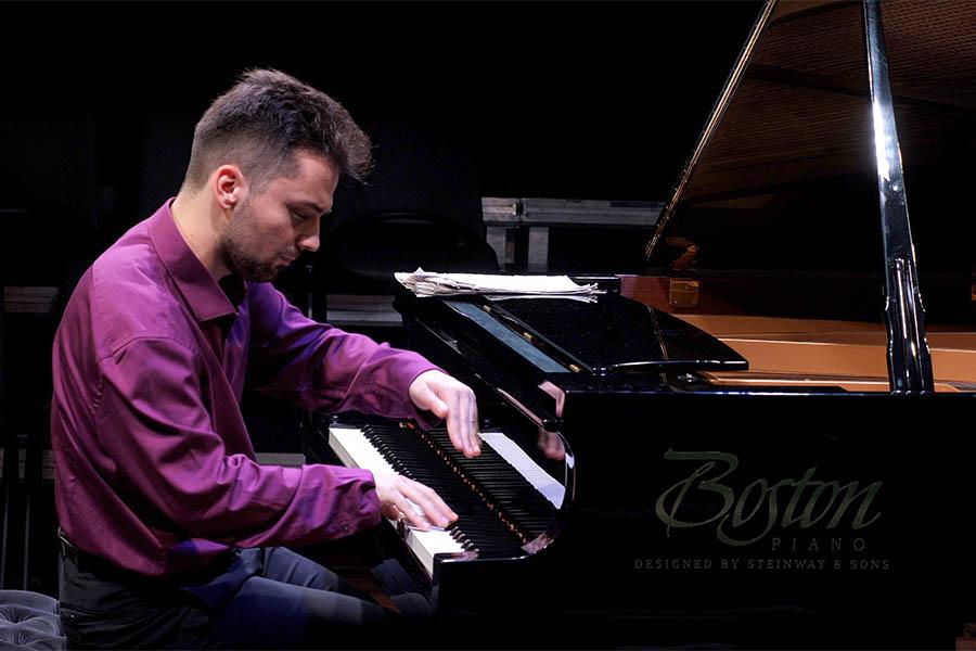 COOLsound 2018 - București, ARCUB • Cristian Sandrin - pian