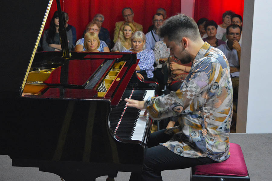 COOLsound 2018 - Deva • Cristian Sandrin - pian