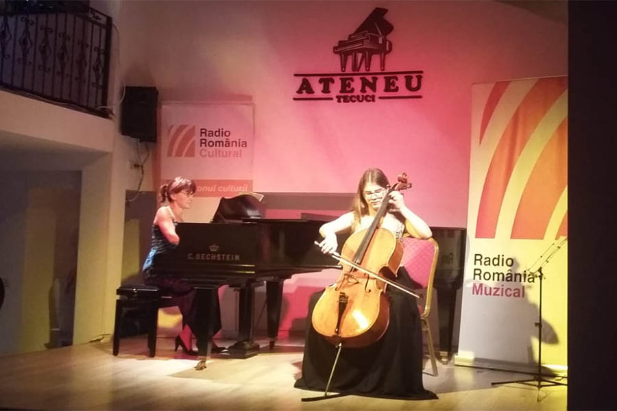 COOLsound 2018 - Tecuci • Izabela Ghergu - violoncel