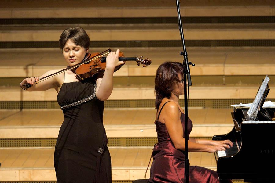 COOLsound 2018 - București, Sala Radio • Mălina Ciobanu - vioară