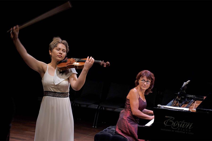 COOLsound 2018 - București, ARCUB • Mălina Ciobanu - vioară