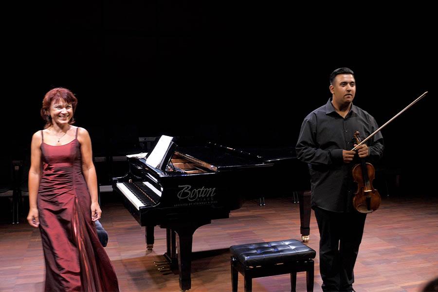 COOLsound 2018 - București, ARCUB • Mircea Dumitrescu - vioară
