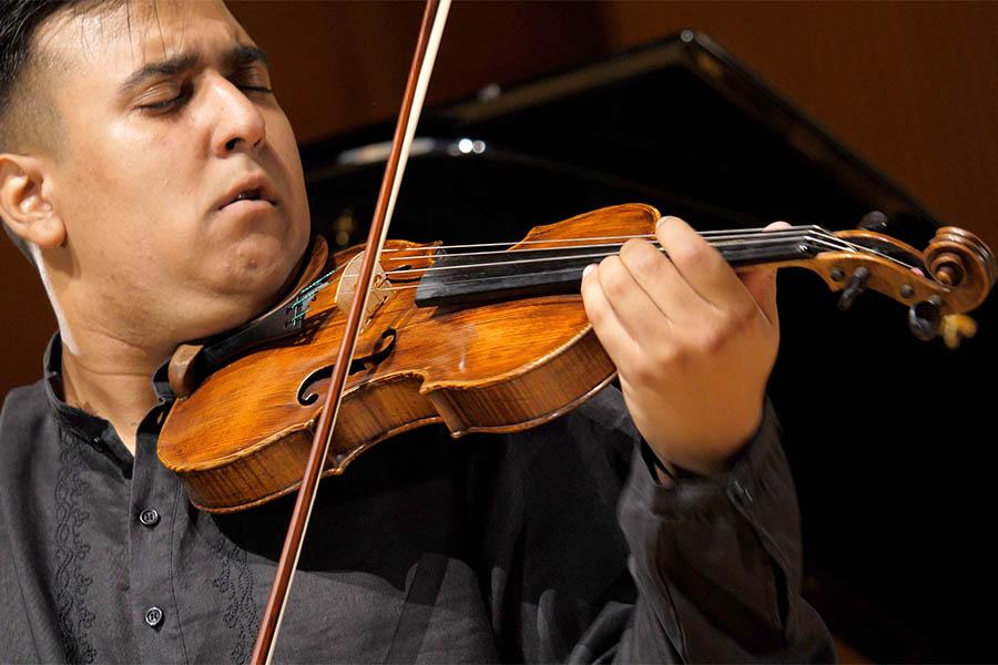 COOLsound 2018 - București, Sala Radio • Mircea Dumitrescu - vioară