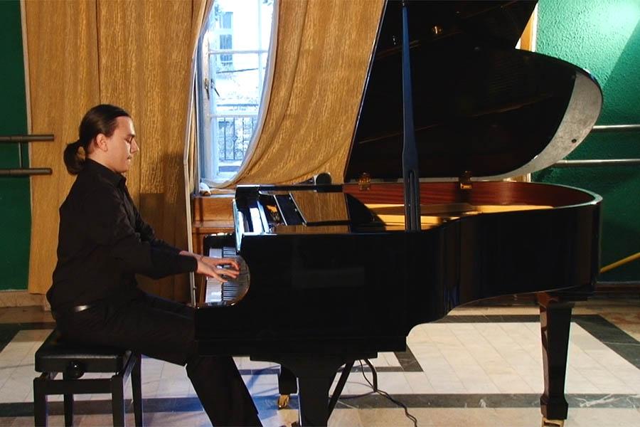 COOLsound 2018 - Timișoara • Radu Prisada - pian