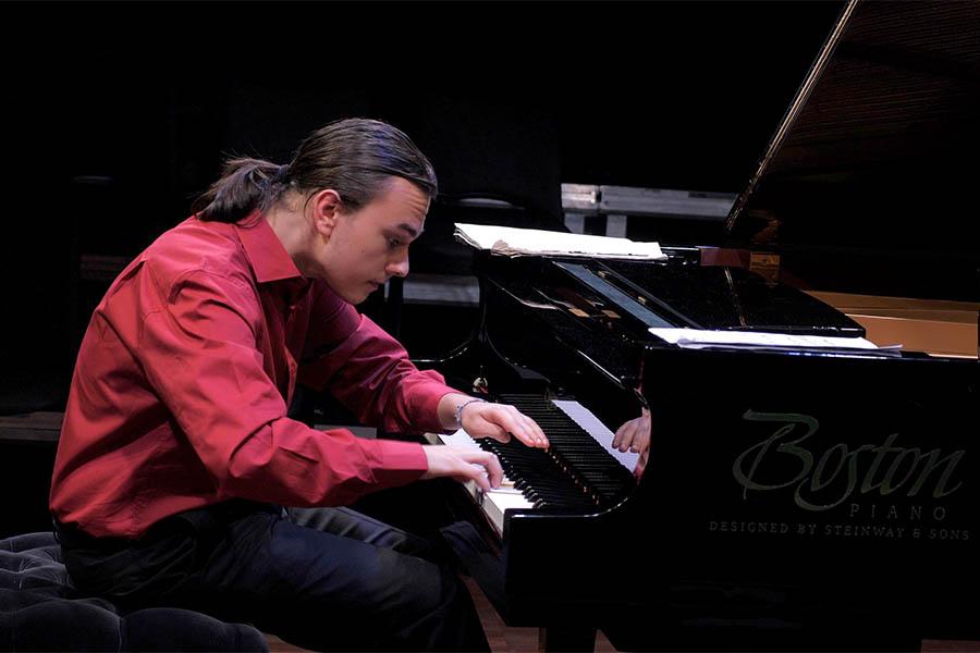 COOLsound 2018 - București, ARCUB • Radu Prisada - pian